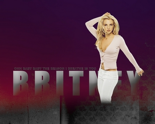 Britney wallpaper