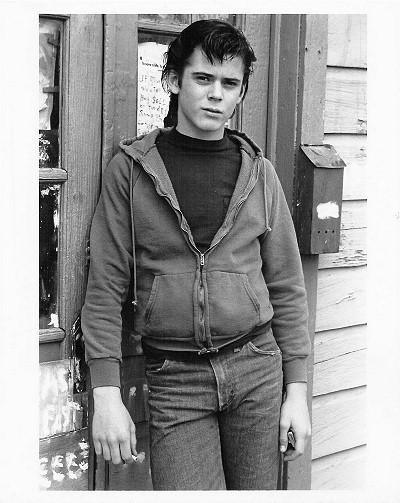 C. Thomas Howell as Ponyboy Curtis