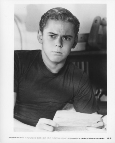 C. Thomas Howell as Ponyboy Curtis