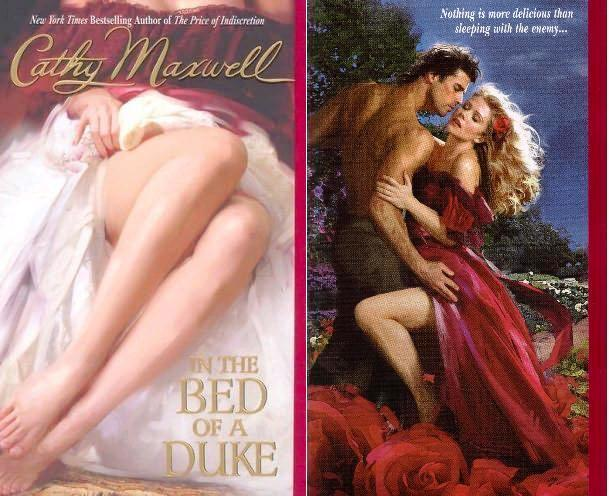 in the bed of a duke maxwell cathy