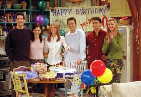 Chandler's birthday