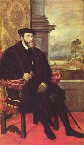 Kings and Queens wallpaper entitled Charles V, Holy Roman Emperor