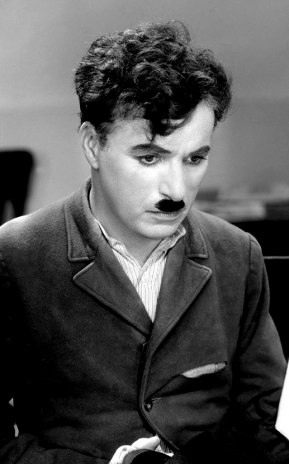 Charlie Chaplin images...