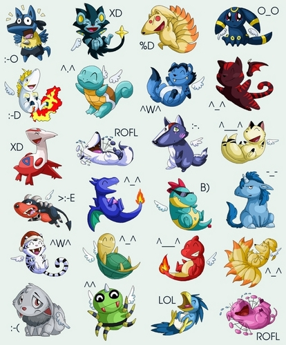 Chibi Pokemon - pokemon Photo