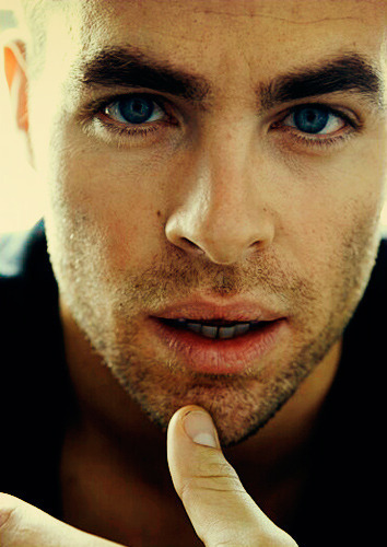 Chris Pine - New Capt. Kirk