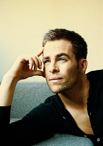Chris Pine - New Capt. Kirk