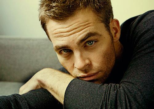 Chris Pine - New Captain Kirk