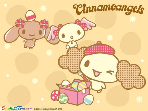 Cinnamoangels wallpaper