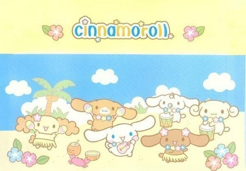 Cinnamoroll strand Party