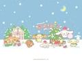 Cinnamoroll Christmas - Small Wallpaper