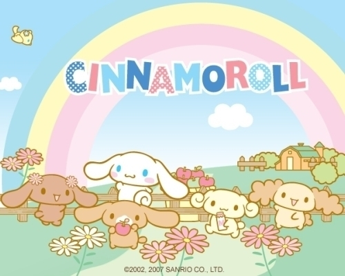 Cinnamoroll & friends