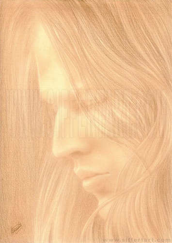 David Gilmour  - pink-floyd Fan Art