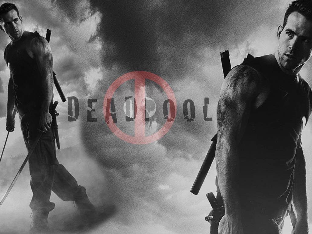 X Men Origins Wolverine Imagens Deadpool Hd Wallpaper And