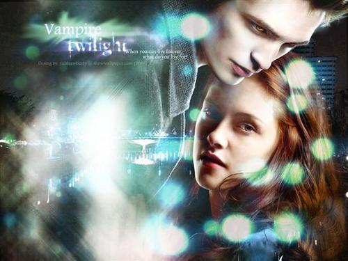Edward & Bella-Twilight