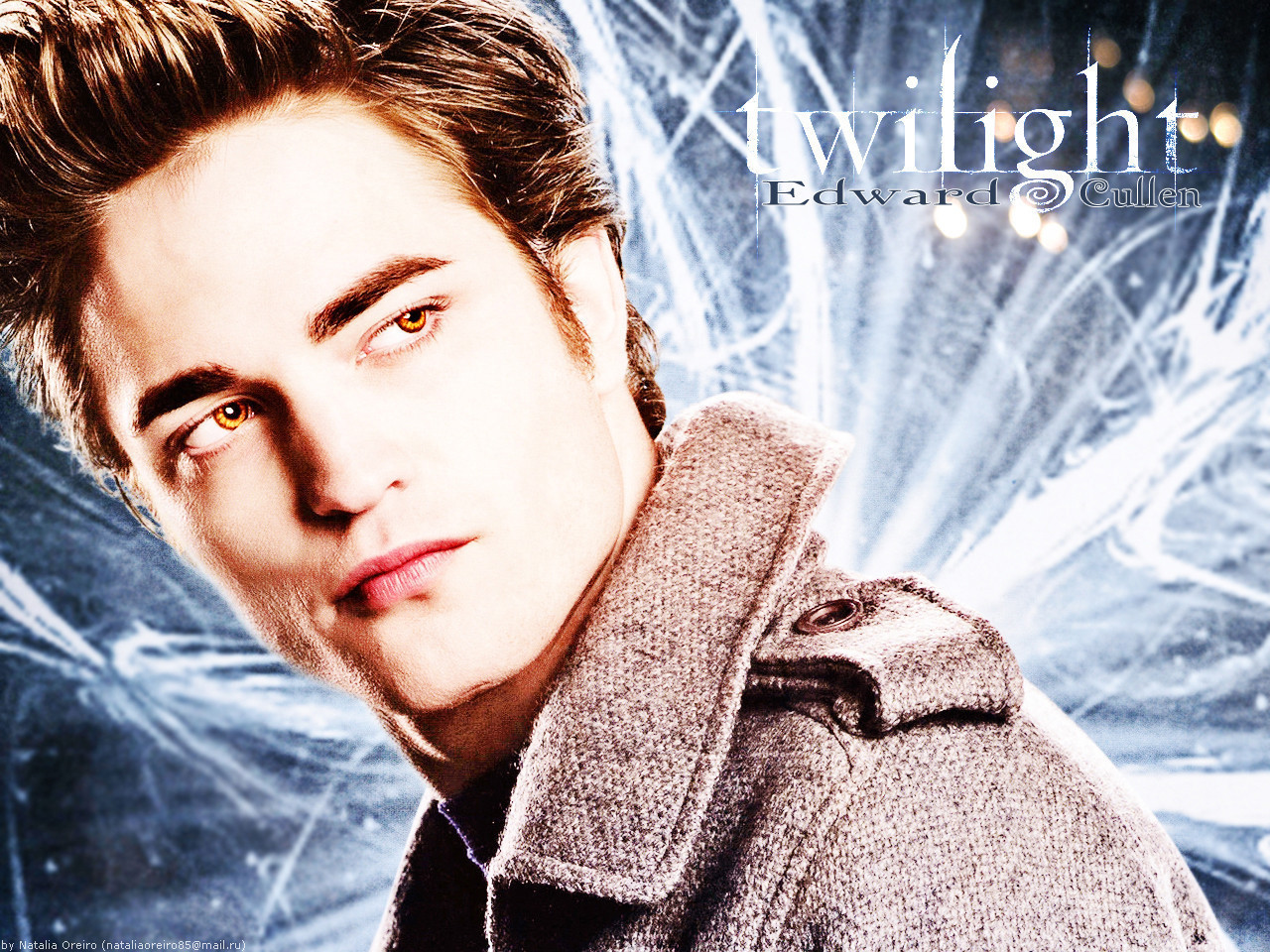 Edward cullen twilight series wallpaper 6700287 fanpop Twilight edward photos