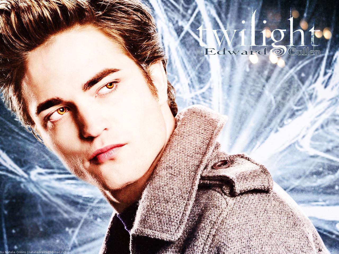 Edward Cullen Twilight Series Wallpaper 6700287 Fanpop