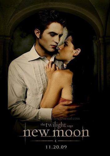 Edward and Bella poster