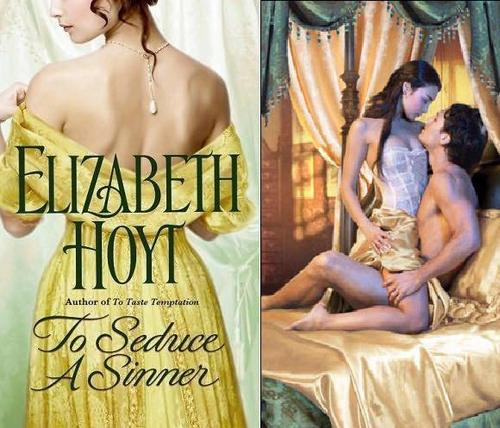 Historical Romance wallpaper probably containing skin and a portrait titled Elizabeth Hoyt