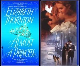Historical Romance wallpaper possibly with anime entitled Elizabeth Thornton