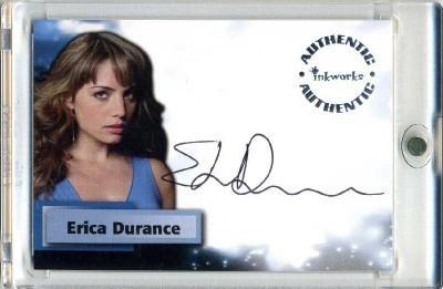 Erica Durance autograph