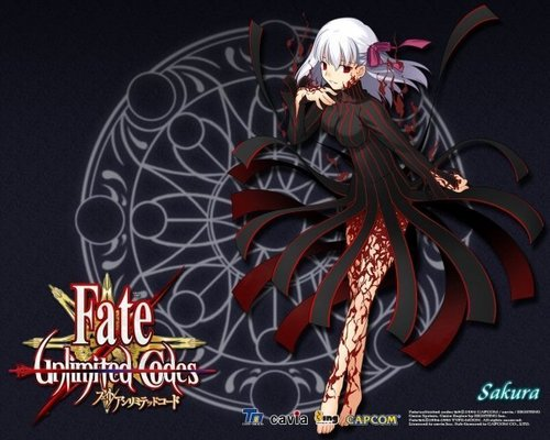 Fate\unlimited codes wallpaper
