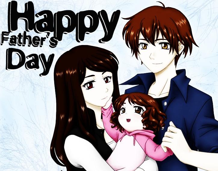 Father's Day [Edward&Bella&Renesmee] - edward-cullen fan art