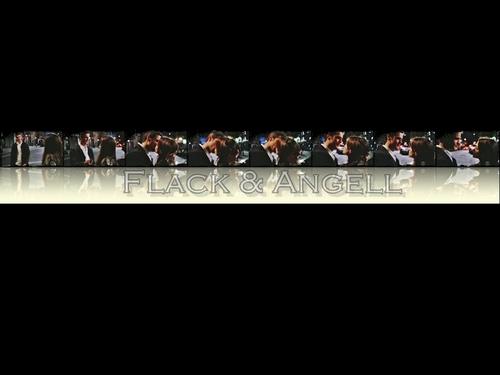 Flangell Flack Angell Wallpaper Don Jess Emmanuelle Vaugier Eddie Cahill