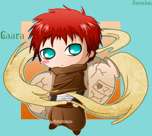 Naruto Shippuuden Images Gaara HD Wallpaper And Background