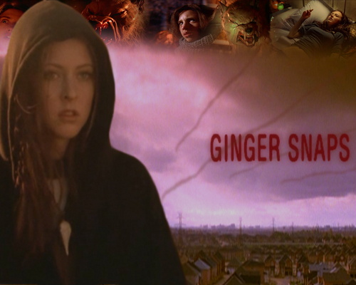 Ginger Snaps wallpaper - ginger_wal