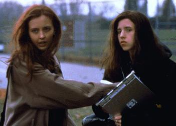 Ginger and Bridget