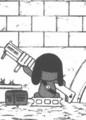 Giroro & His Gun