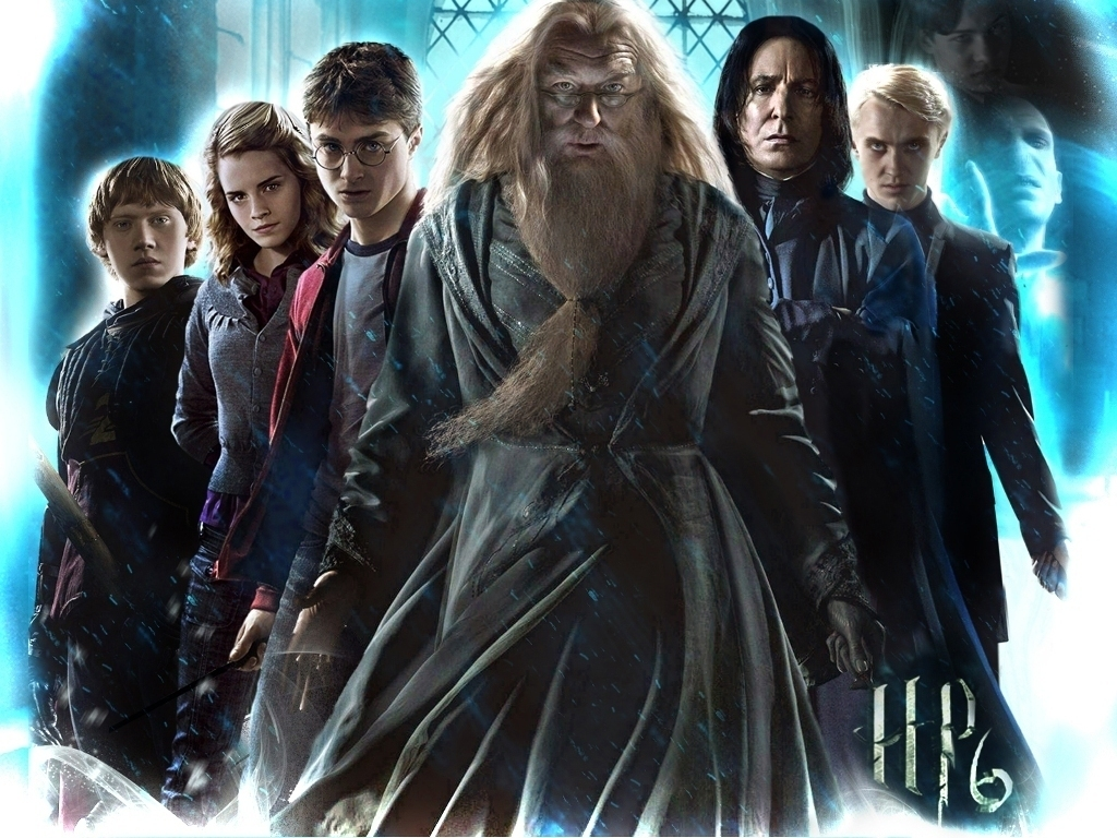 the half - blood prince images half-blood prince hd wallpaper and