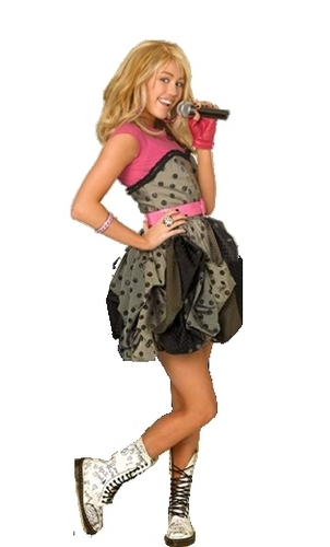 Hannah Montana wallpaper with a hip boot, a cocktail dress, and a chemise called Hannah Montana