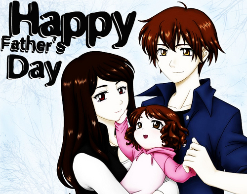 Happy Father's Day [Edward&Bella&Renesmee] - renesmee-carlie-cullen Fan Art
