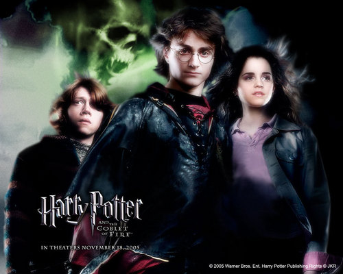Harry Potter vs Twilight fond d'écran titled Harry Potter <3
