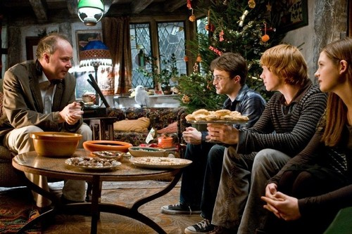 Harry Potter and The Half Blood Prince foto