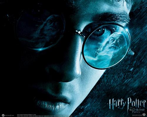 Harry Potter obsessor