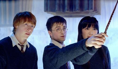 Harry Potter series <3