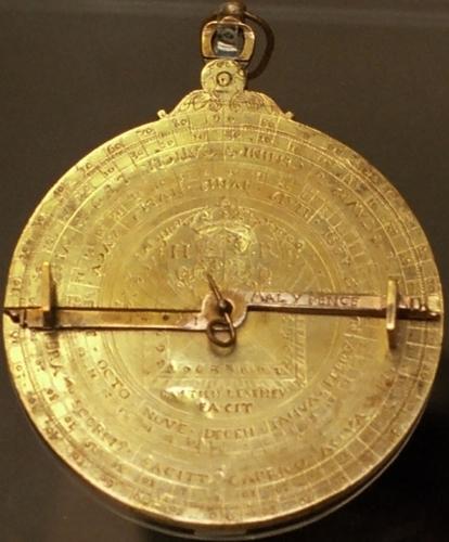 Henry VIII's Astrolabe