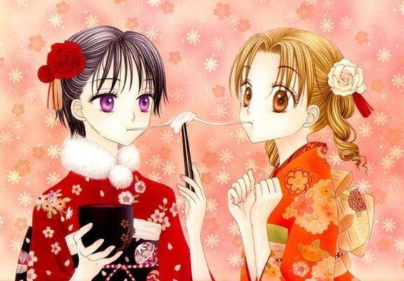Hotaru & Mikan