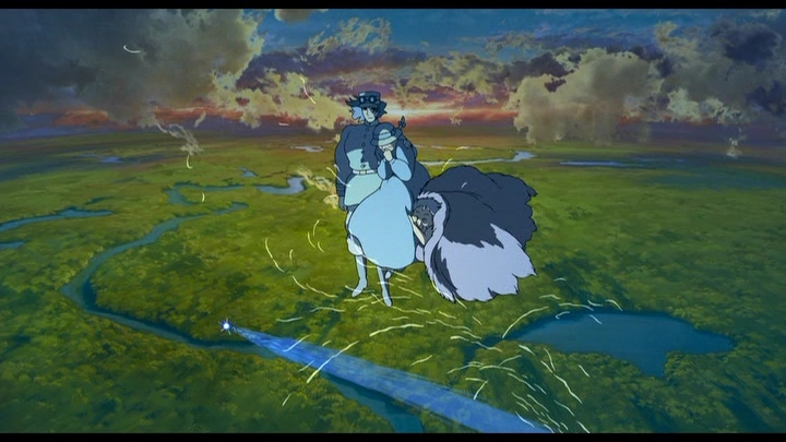 Studio Ghibli Images Howls Moving Castle Wallpaper And Background Photos