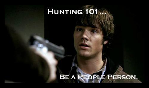 Hunting 101