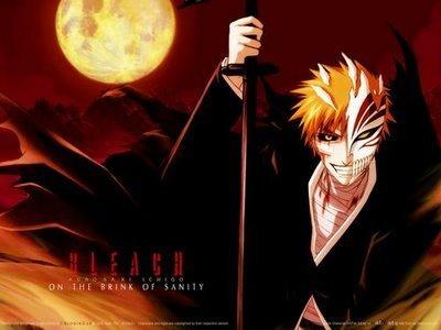 Hollow Ichigo Hintergrund possibly containing Anime entitled Ichigo hollow