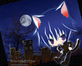 In The Quite Night Time - ikuto-tsukiyomi wallpaper