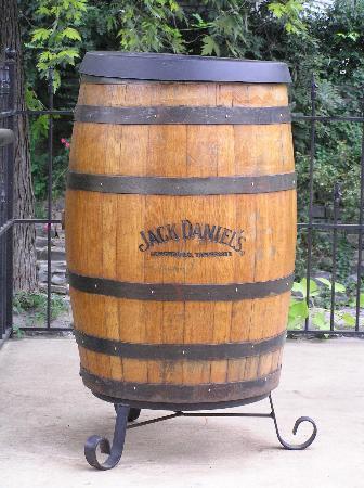 Jack Daniel's Distillery