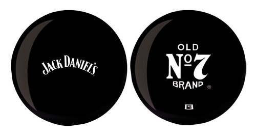 Jack Daniel's bowling ball