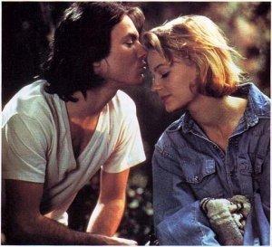 James Miranda kiss