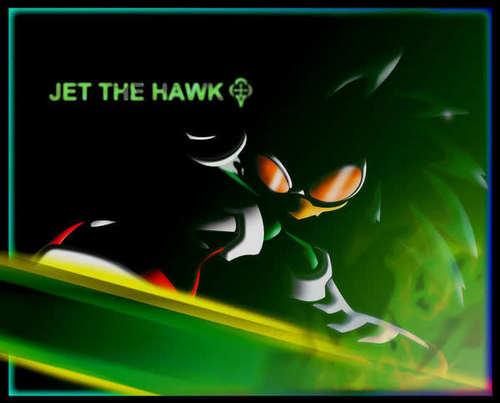 Jet the Hawk