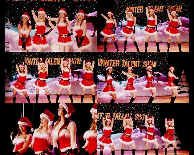Jingle Bell Rock Picspam - The Beginning