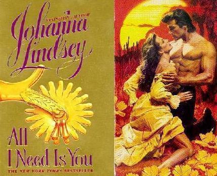 Johanna Lindsey - All I Need is wewe